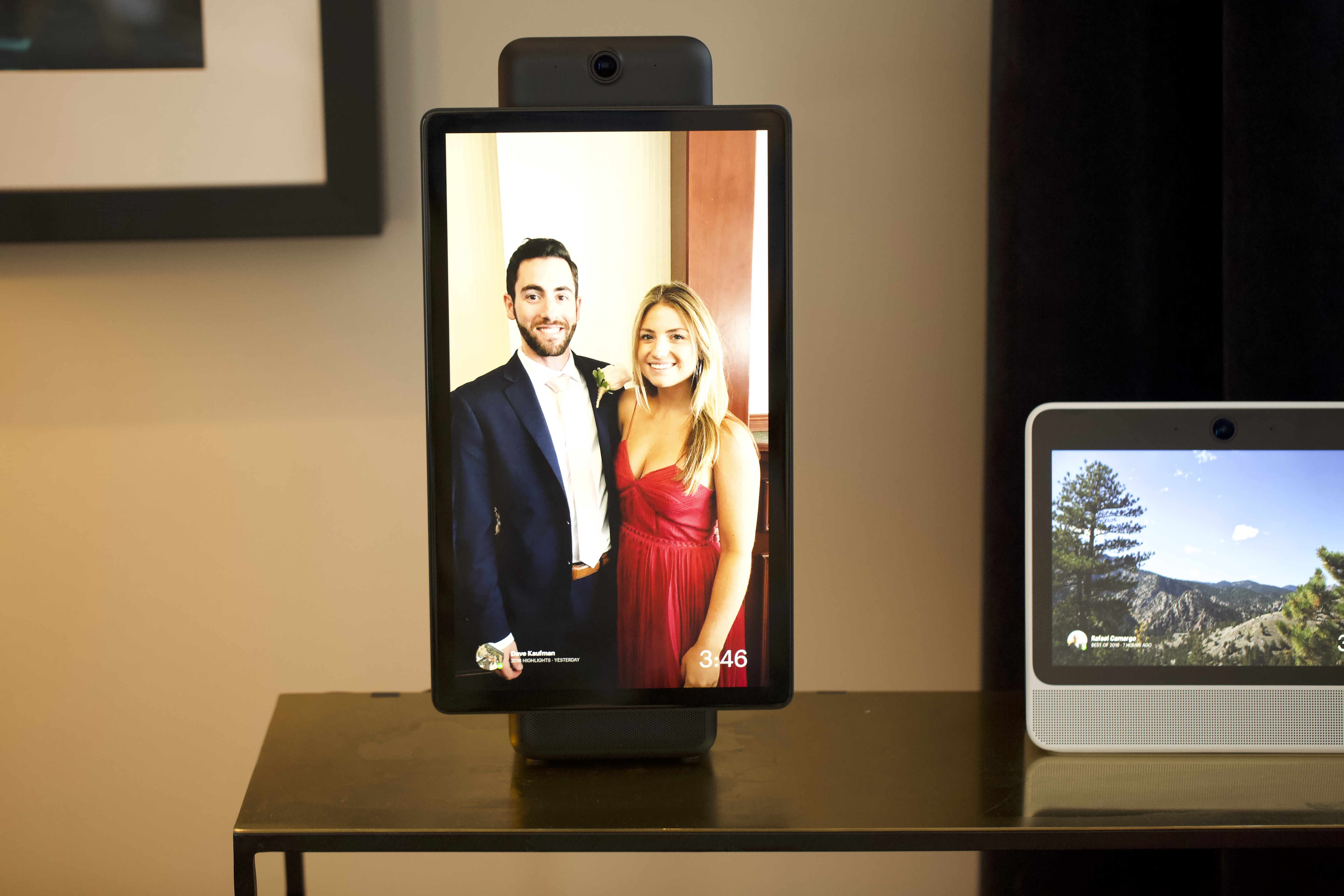 Facebook tries its hand at hardware with Portal   TechCrunch
