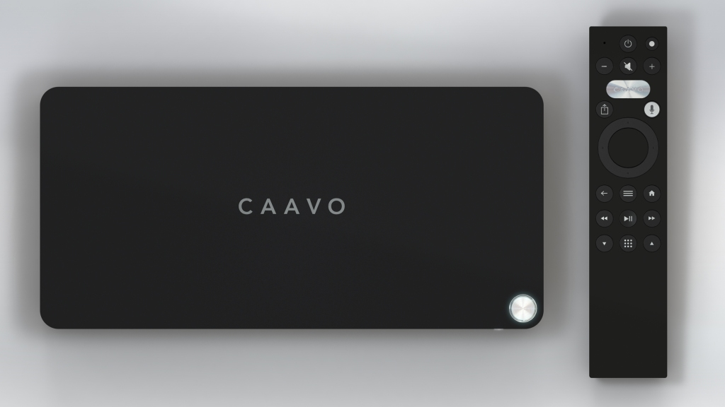 Caavo returns with a $100 HDR-capable universal remote system