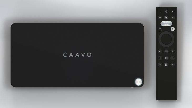 Caavo returns with a $100 HDR-capable universal remote