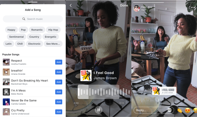 - Facebook Stories Music - Inside Facebook Stories' quest for originality amidst 300M users – TechCrunch