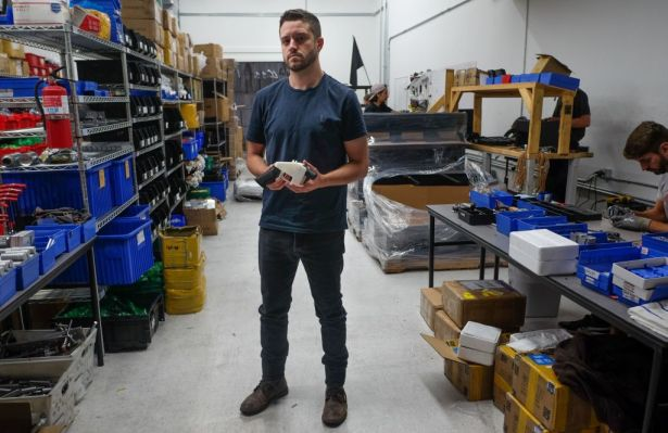 After Extradition to Texas, 3D-printed Gunmaker Cody Wilson is Out on Bail