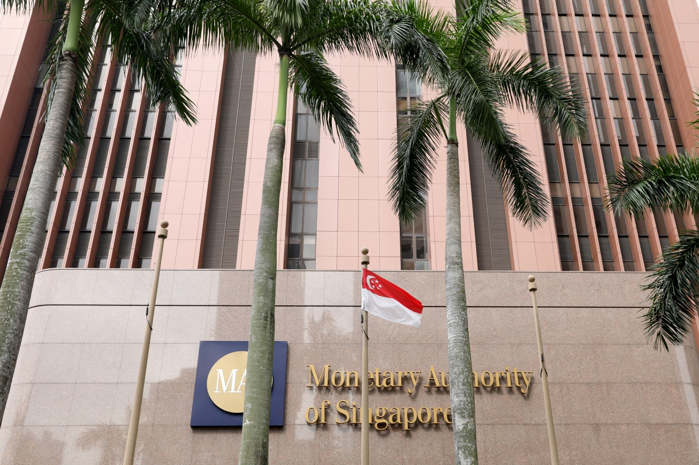 General Economy in Singapore as Southeast Asian Leaders Agree to Fast Track Regional Trade Pact