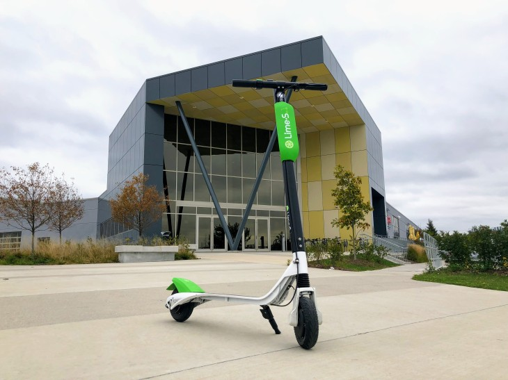 Lime's e-scooters are going to Canada   TechCrunch