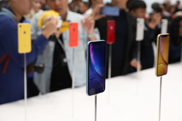 photo image The iPhone XR is the one to get