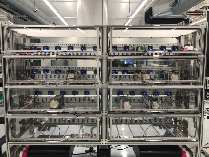 Inside Planet Labs' new satellite manufacturing site IMG 5088