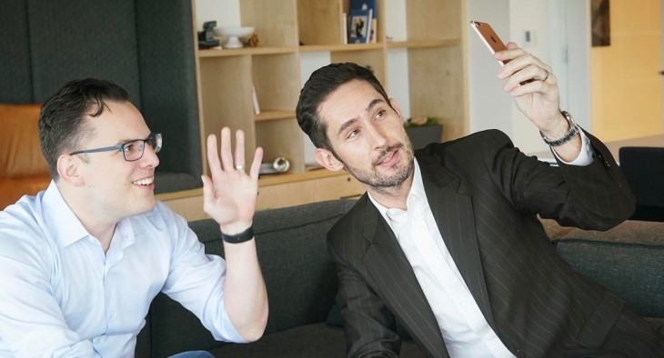 Instagram Founders Resign
