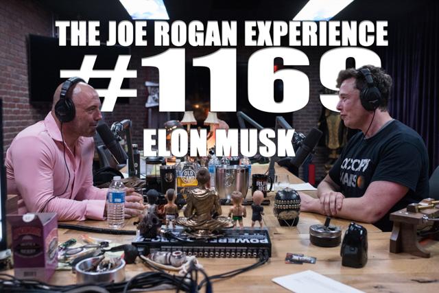 Highlights from Elon Musk's interview with Joe Rogan