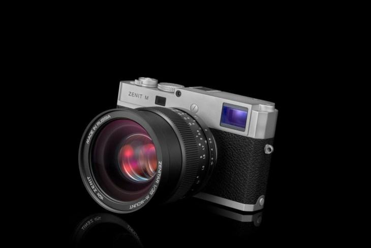 soviet camera company zenit is reborn techcrunch