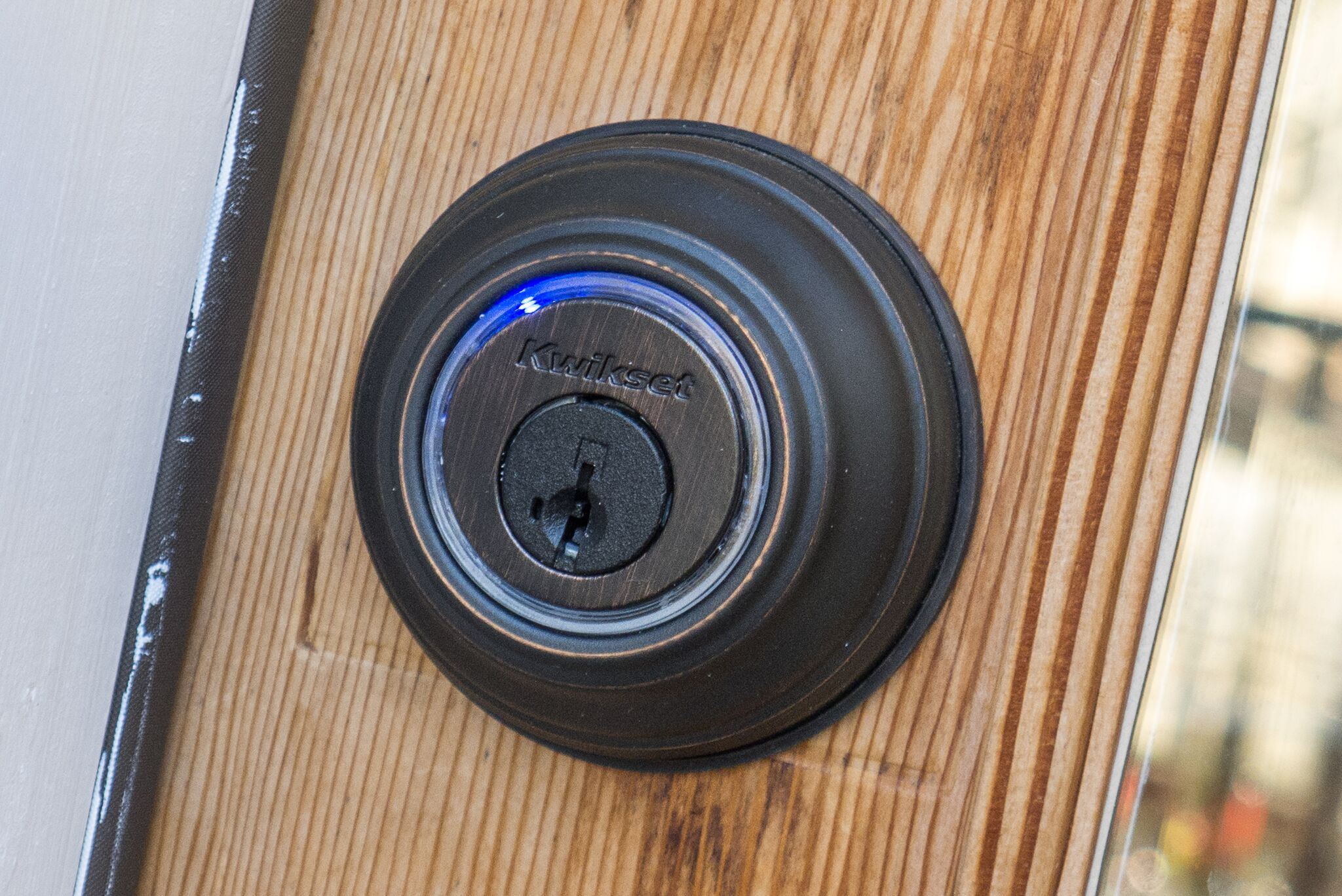 Everyday home gear made smart Kwikset Smart Lock