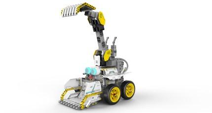 UBTECH launches a STEM robotics building kit | TechCrunch