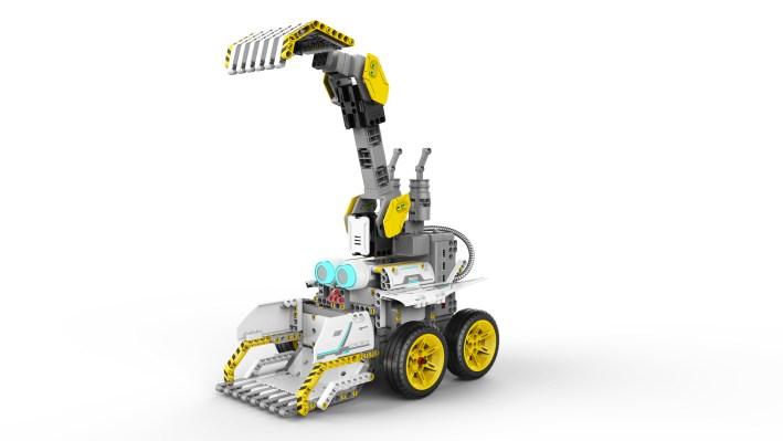 UBTECH Launches a STEM Robotics Building Kit