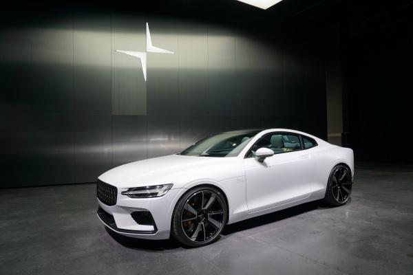 Polestar Unveils First Production EV with Aim to Overtake Tesla