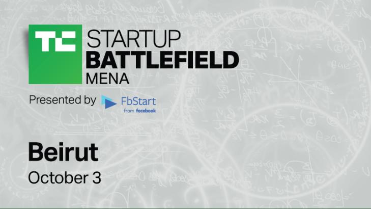 Middle East investors at our Startup Battlefield, Beirut