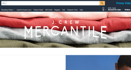 58fe0f6829a49 Fashion is the second-largest category in online retail, and so Amazon — now  a trillion-dollar e-commerce behemoth — is making sure that it will have  key ...