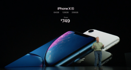 Here are the prices of the iPhone XS, XS Max and XR   TechCrunch