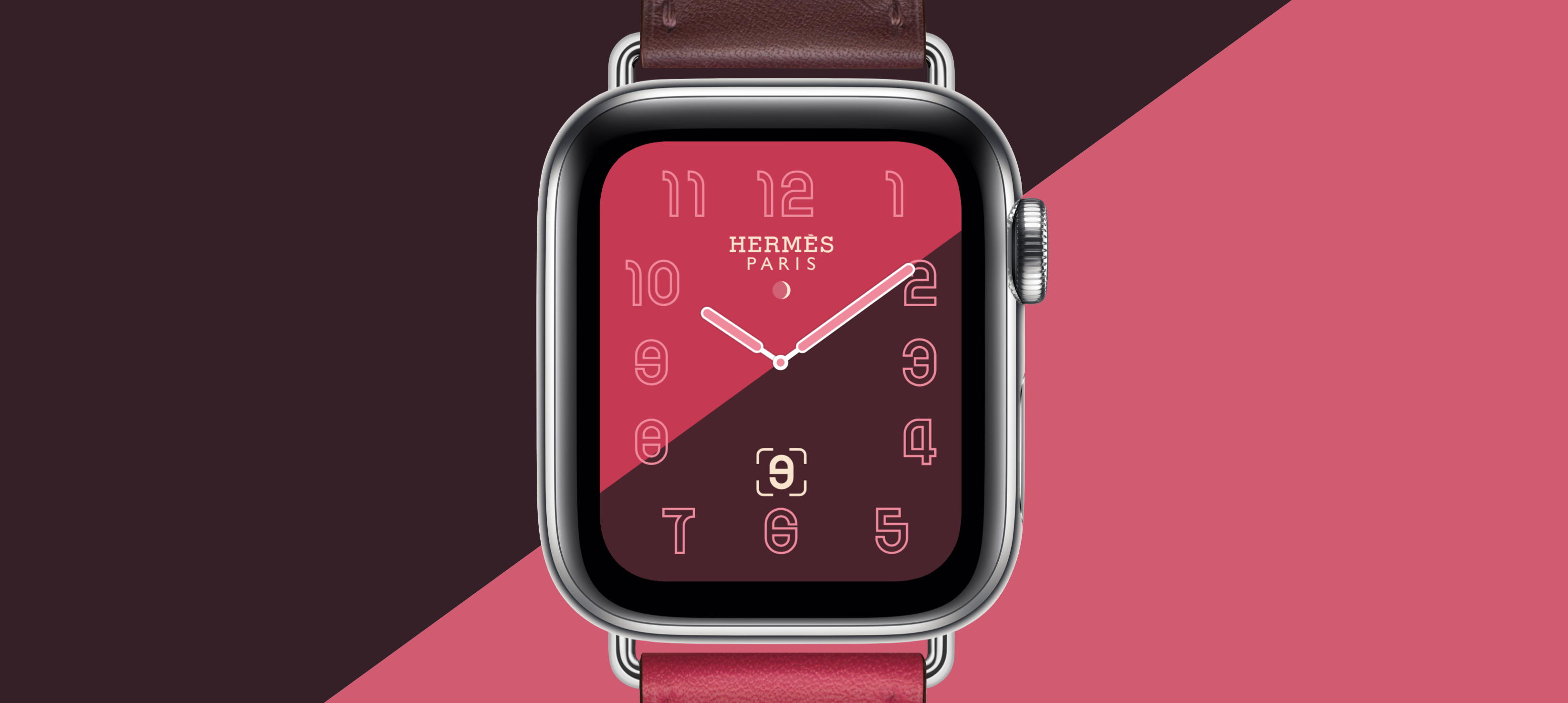 6af3c17f162a Apple Watch Hermès collection gets new color-blocked faces and bands ...