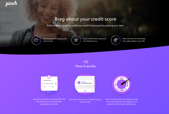 Mobile bank Chime picks up credit score improvement service Pinch in all-stock deal Screen Shot 2018 09 14 at 12