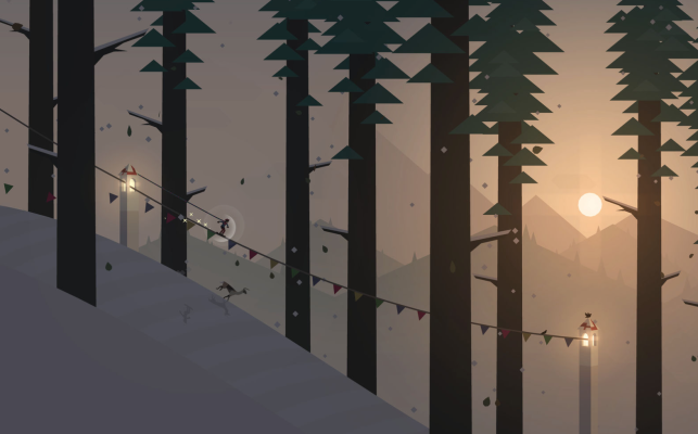 You can play Alto's Adventure on your Mac now