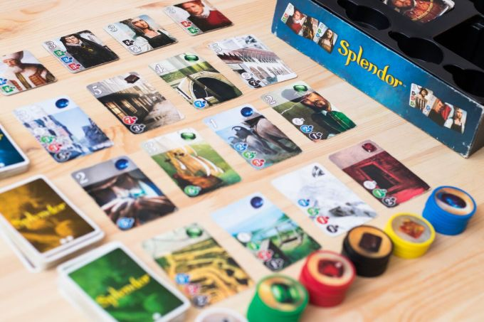 The best games and gear for game night