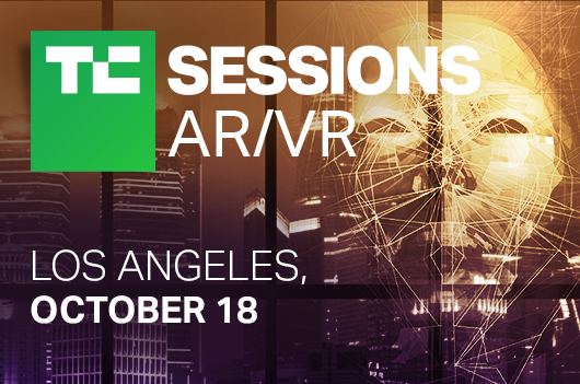 TC Sessions: AR/VR early-bird sale extended to Friday TC SESSIONS AR VR