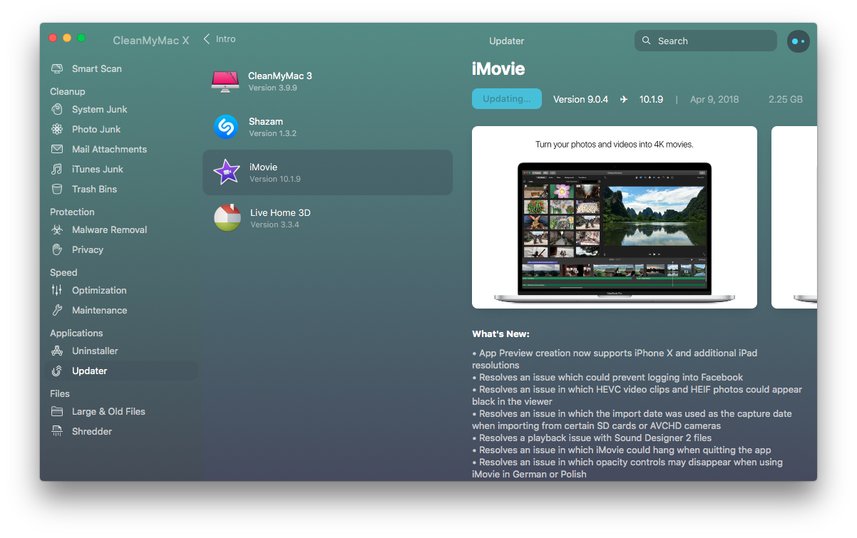 MacPaw releases CleanMyMac X   TechCrunch
