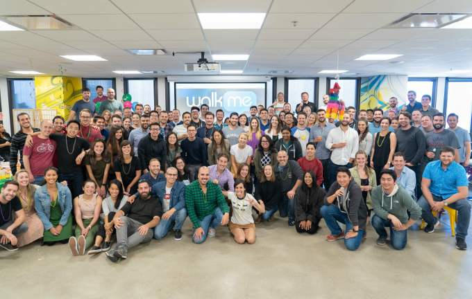 WalkMe raises $40M at a $1B+ valuation for its on-screen guidance technology