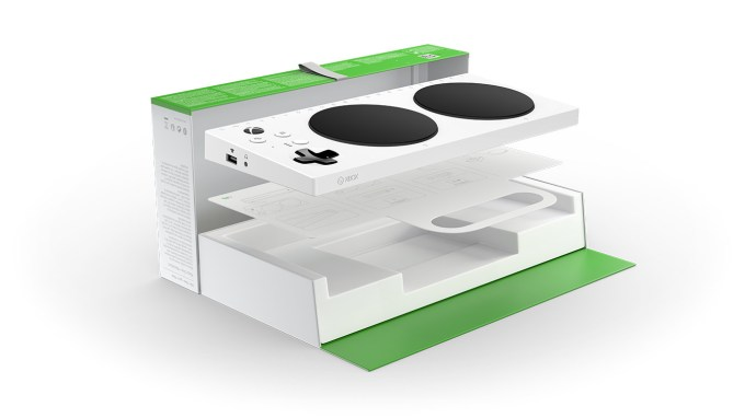 The Xbox Adaptive Controller goes on sale today and is also now part of the V&A museum's collection [FunTechHack]