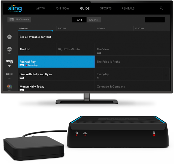 Dish's AirTV box now lets you watch and record live TV