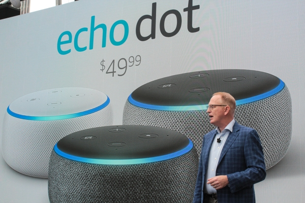 Amazon Refreshes its Best-selling Echo Dot