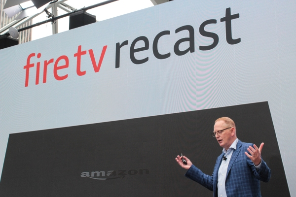 Amazon's Fire TV Recast will Let You Record Live TV, Stream it Anywhere