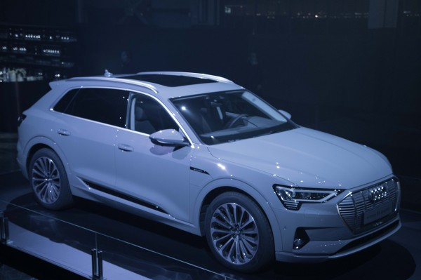 Audi to spend nearly $16 billion on self-driving car tech, electrification through 2023 audi e tron 1 8