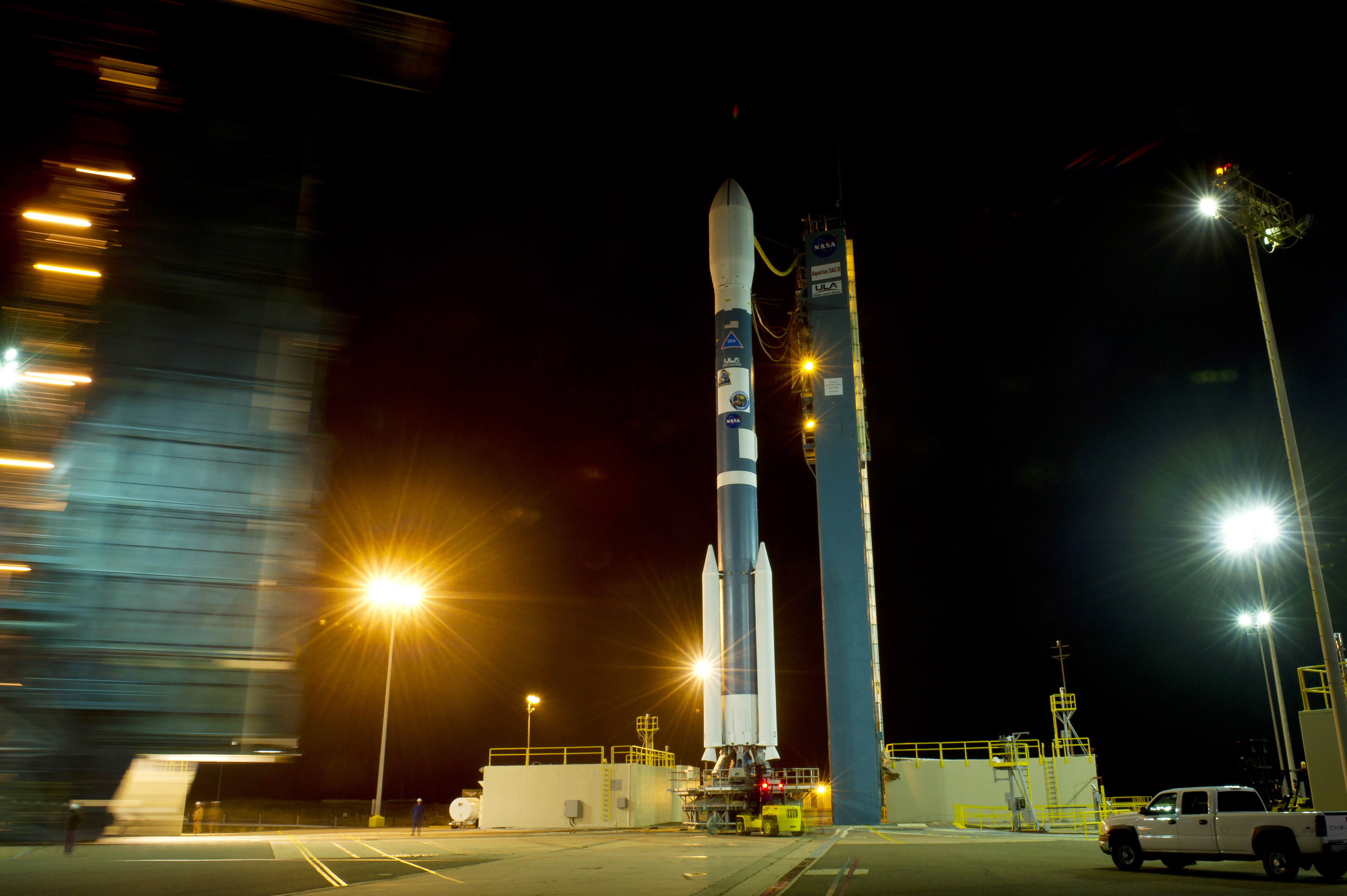 NASA's climate-monitoring space laser is the last to ride to space on a Delta II rocket