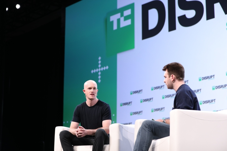 Coinbase lets you convert one cryptocurrency into another