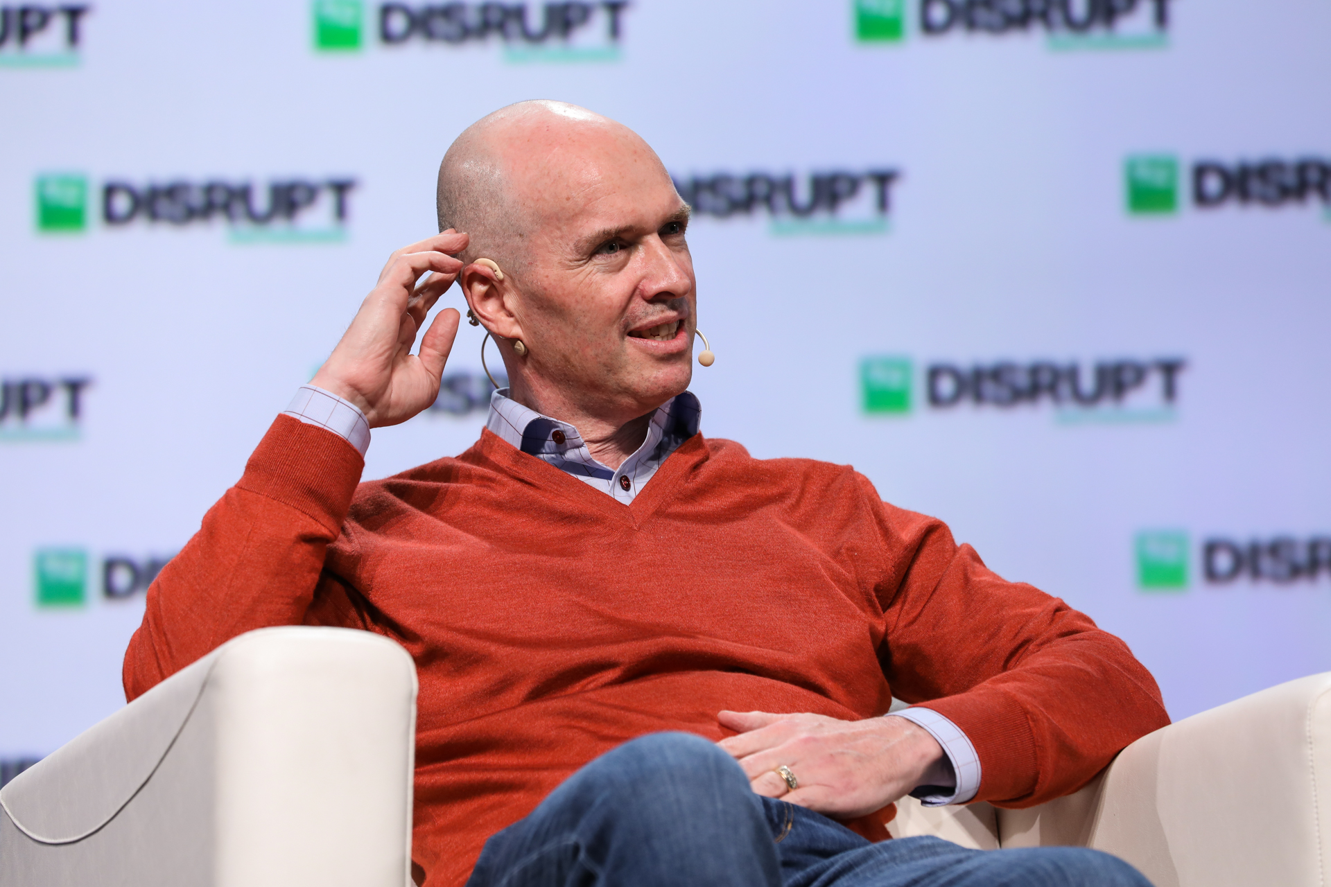 The 54-year old son of father (?) and mother(?) Ben Horowitz in 2020 photo. Ben Horowitz earned a million dollar salary - leaving the net worth at million in 2020
