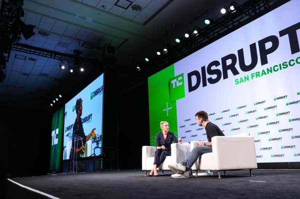 Pre-register for huge savings on Disrupt SF 2019 disruptsf18 whitney wolfe herd bumble 0787