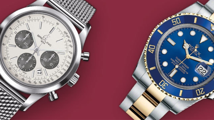 c4dda21112d eBay expands its authentication program to luxury watches
