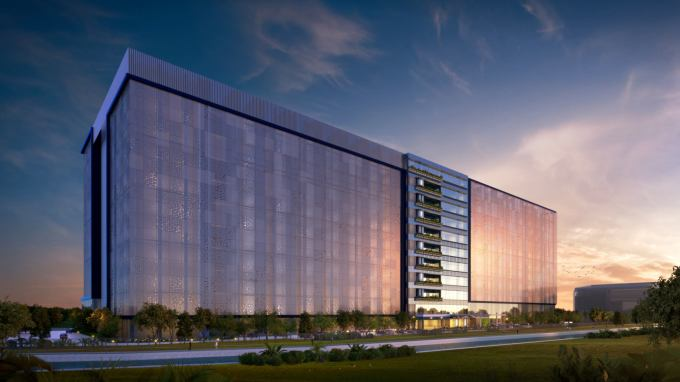 Facebook is opening its first data center in Asia fb singapore data center