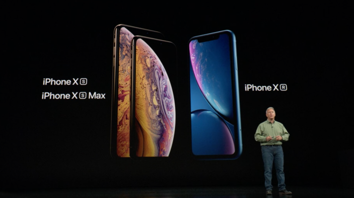 Sorry that I took so long to upgrade, Apple iphone xr and xs