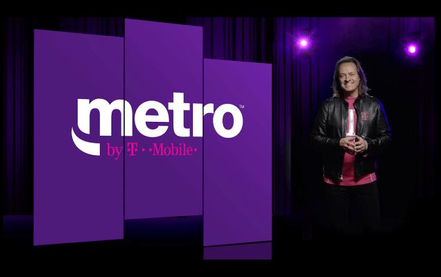 MetroPCS is now Metro by T-Mobile – TechCrunch