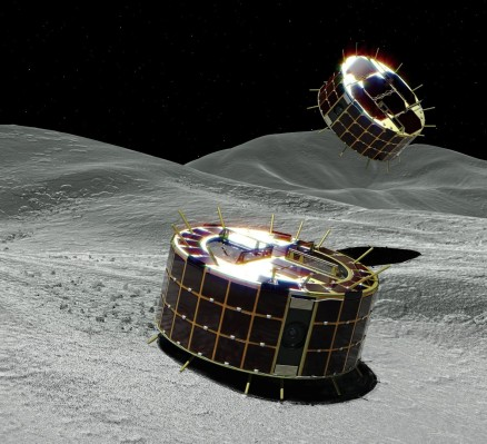 Japan's Hayabusa 2 mission lands on the surface of a distant asteroid – TechCrunch