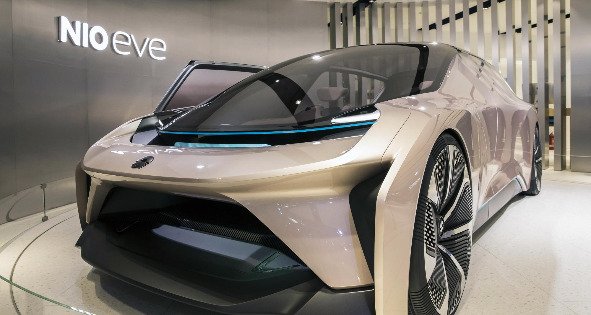 Rough And Tough Electric Vehicles Not Lossing Wiring Diagram Ruff Tuff Golf Cart Chinese Vehicle Maker Nio Makes Bumpy Start Following 1b Rh Techcrunch Com