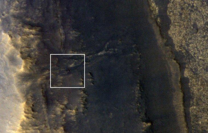 mars orbiter spots silent dust covered opportunity rover as dust