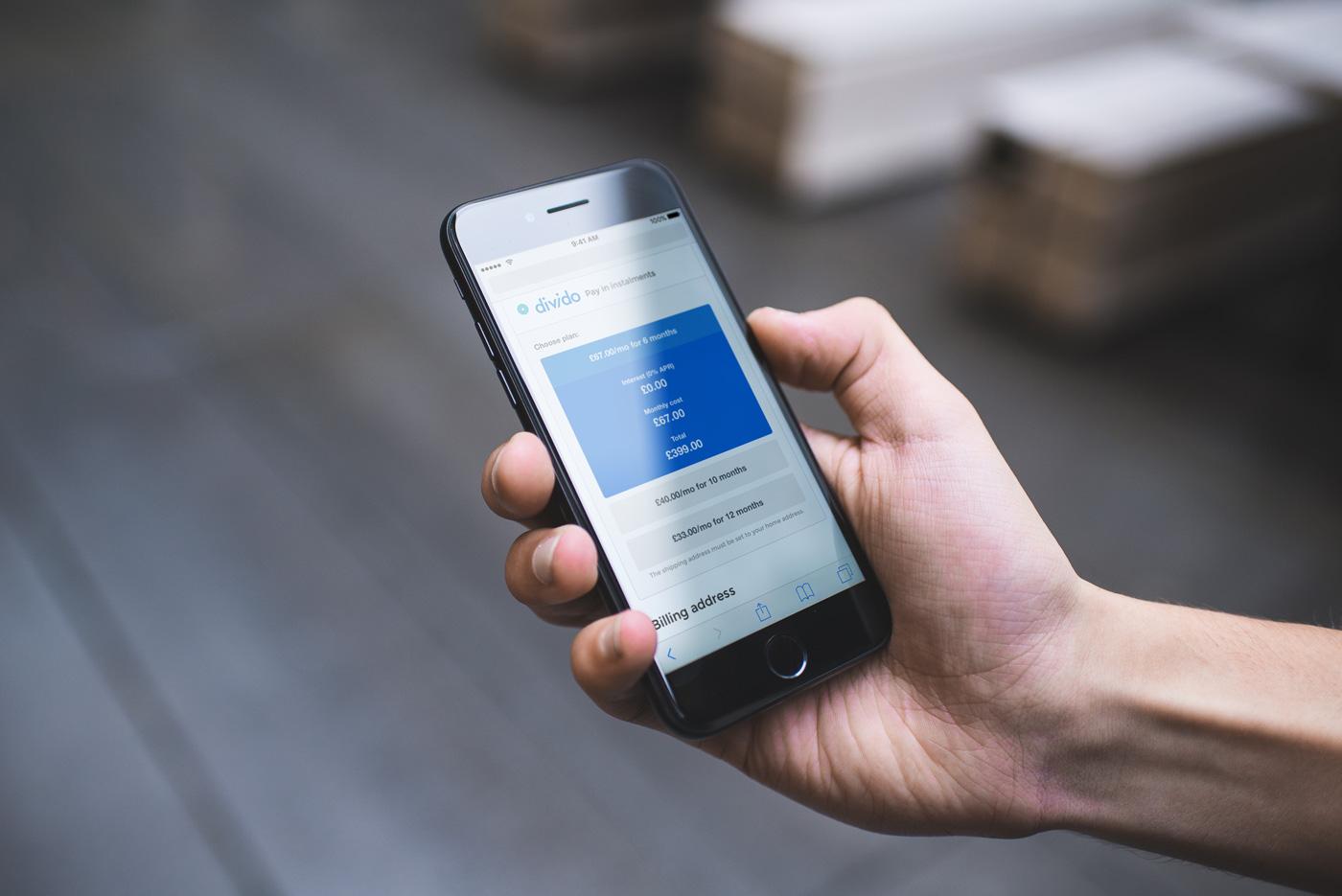 techcrunch.com - Steve O'Hear - Divido, the consumer finance platform, scores $15M Series A