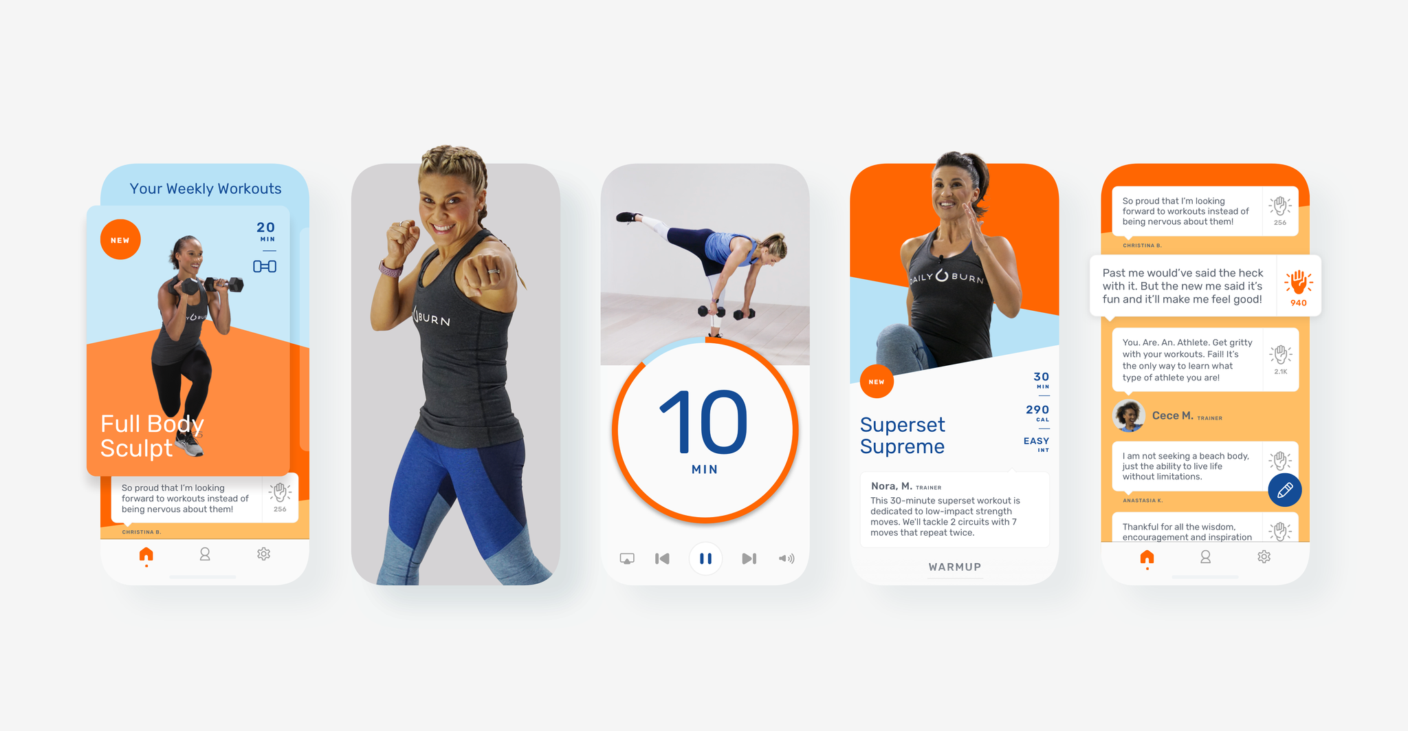 Daily Burn plans a new line of fitness apps, starting with HIIT Workouts | TechCrunch