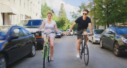 cycling dating app