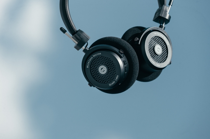 Grado takes the wraps off their first pair of wireless headphones