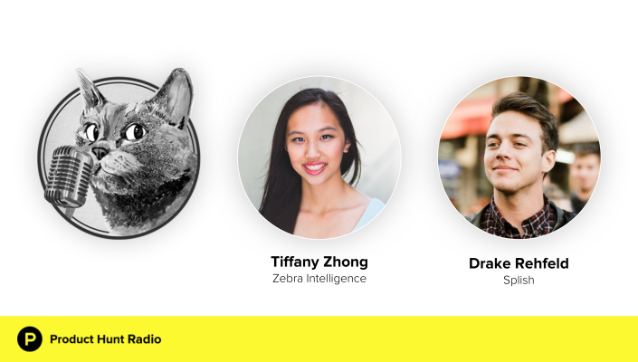 Product Hunt Radio: Gen Z, what 'the kids these days' are using, and the future of social apps 10 17 18 Zhong Rehfeld no sponsors