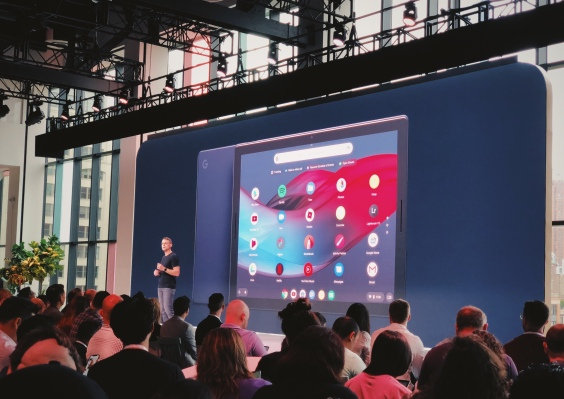 Google will announce a new Pixel, smart speaker and Chromecast September 30