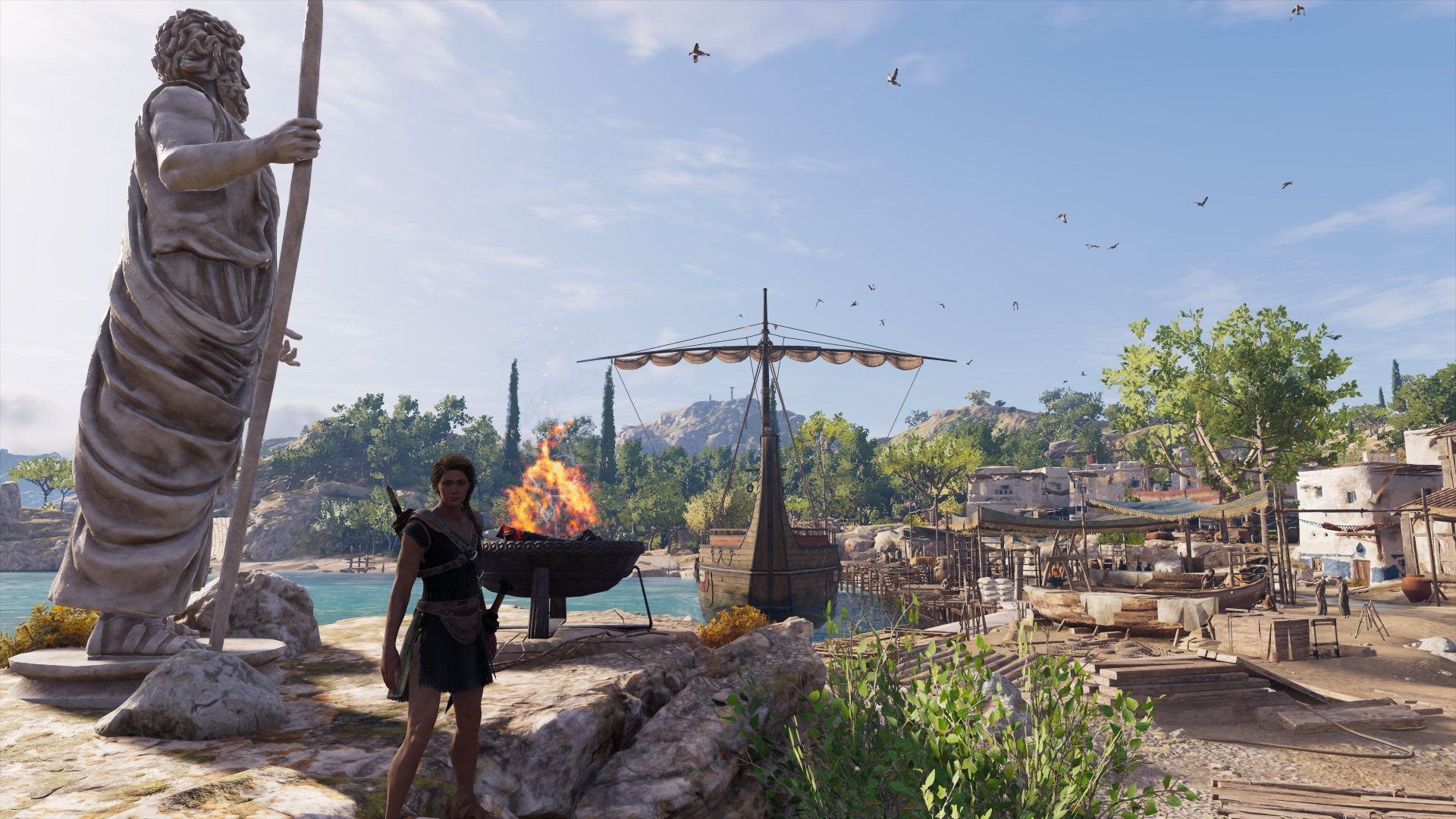 Assassin S Creed Odyssey Falls Far Short Of Its Own Wondrous