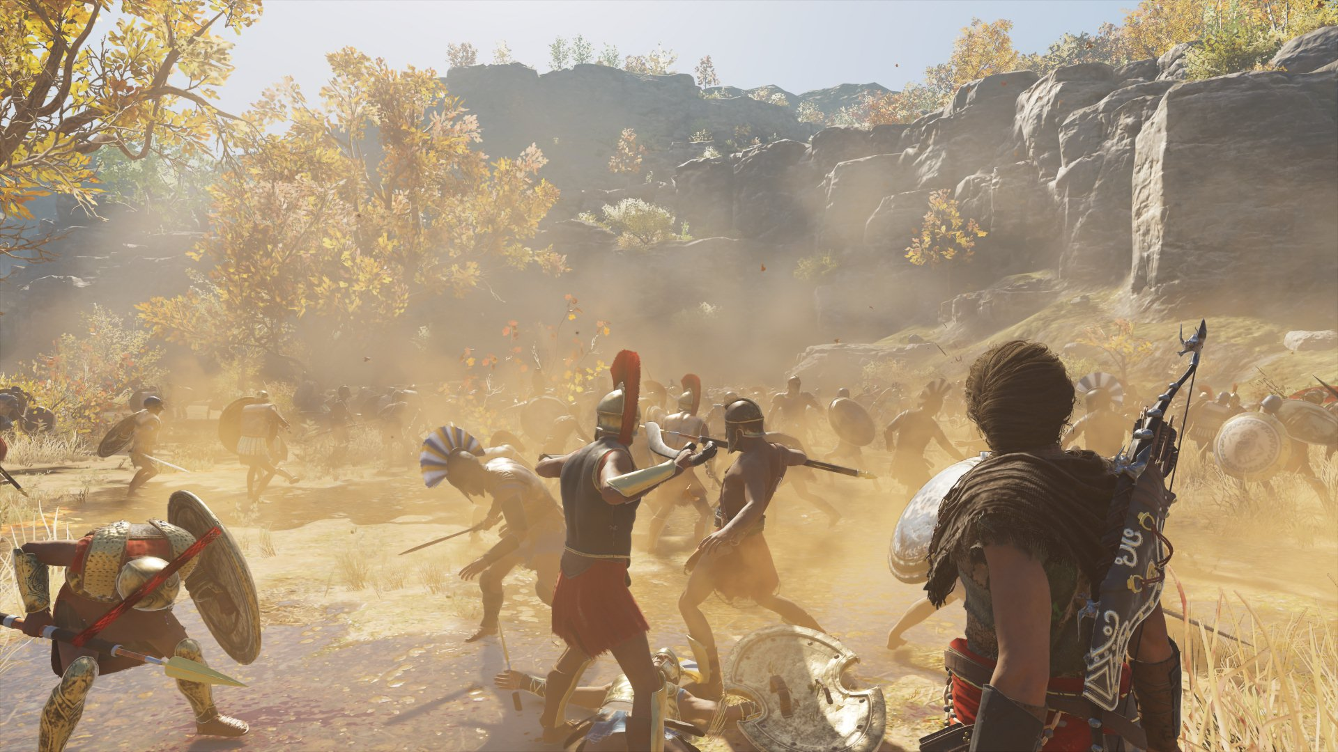 Assassin's Creed Odyssey falls far short of its own wondrous